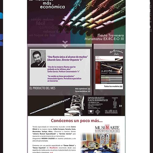 Newsletter Musikarte